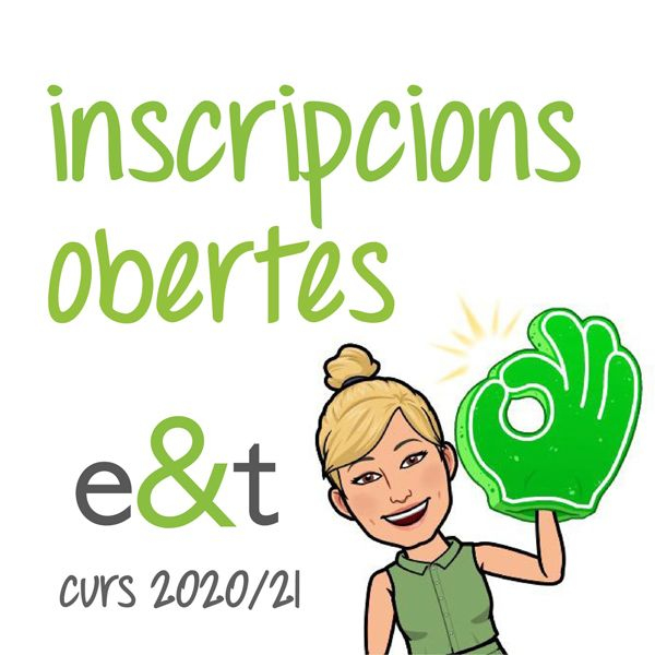 Inscriptions Obertes